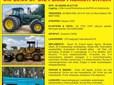 TREKKERS, WAENS, IMPLEMENTE, LAAIGRAWE - KLERSDORP / VENTERSDORP